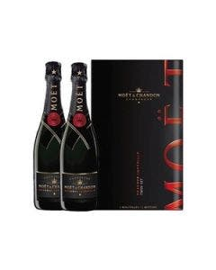 Moet & chandon reserve imperiale twin pack 2x750ml