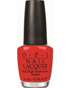 Opi red my fortune cookie 15ml