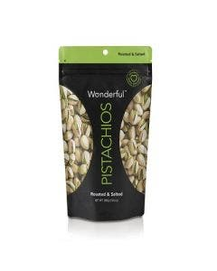 Wonderful pistachios roasted & salted 300g
