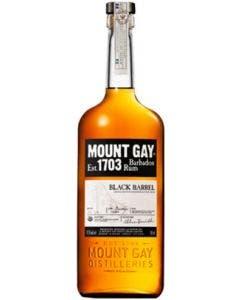 Mount gay black barrel 1l