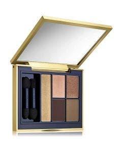 Estee lauder pure color envy sculpting eyeshadow 5-color palette fiery saffron 7gm/.24oz