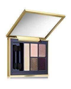 Estee lauder pure color envy sculpting eyeshadow 5-color palette currant desire 7gm/.24oz