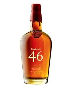 Makers mark bourbon 46 750ml