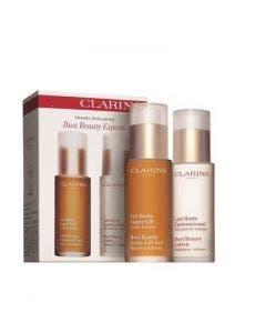 Clarins bust beauty expert