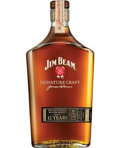 Jim beam signature craft 12 year 700ml