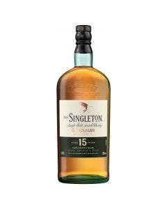 The Singleton of Glendullan 15 Year Old Single Malt Scotch Whisky 1.0 Litre 40%