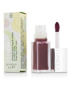 Clinique pop liquid matte lip colour + primer boom pop 6ml/.2floz