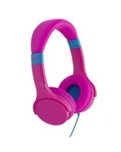 Moki lil' kids headhones pink