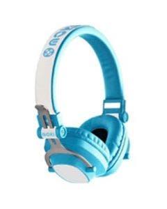 Moki exo kids bluetooth headphones blue
