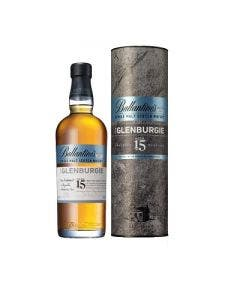 Ballantine's Glenburgie 15 Year Old Single Malt Scotch Whisky 70cl 40%