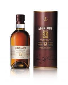 Aberlour Single Malt Whisky Scotland 12 YO Double Cask Matured 1L Bottle 40%
