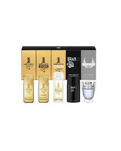 Paco rabanne miniature fragrance set