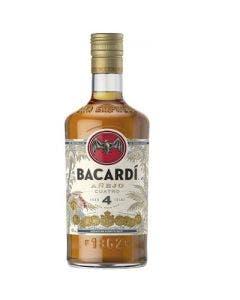 Bacardi cuatro 1l 40%