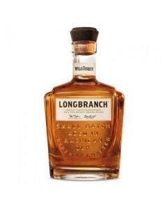 Wild turkey longbranch bourbon 1l 43%