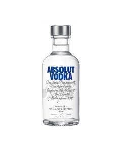 Absolut Vodka Original 20Cl Bottle 40%