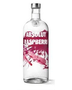 Absolut Vodka Sweden Raspberri 1L 40%
